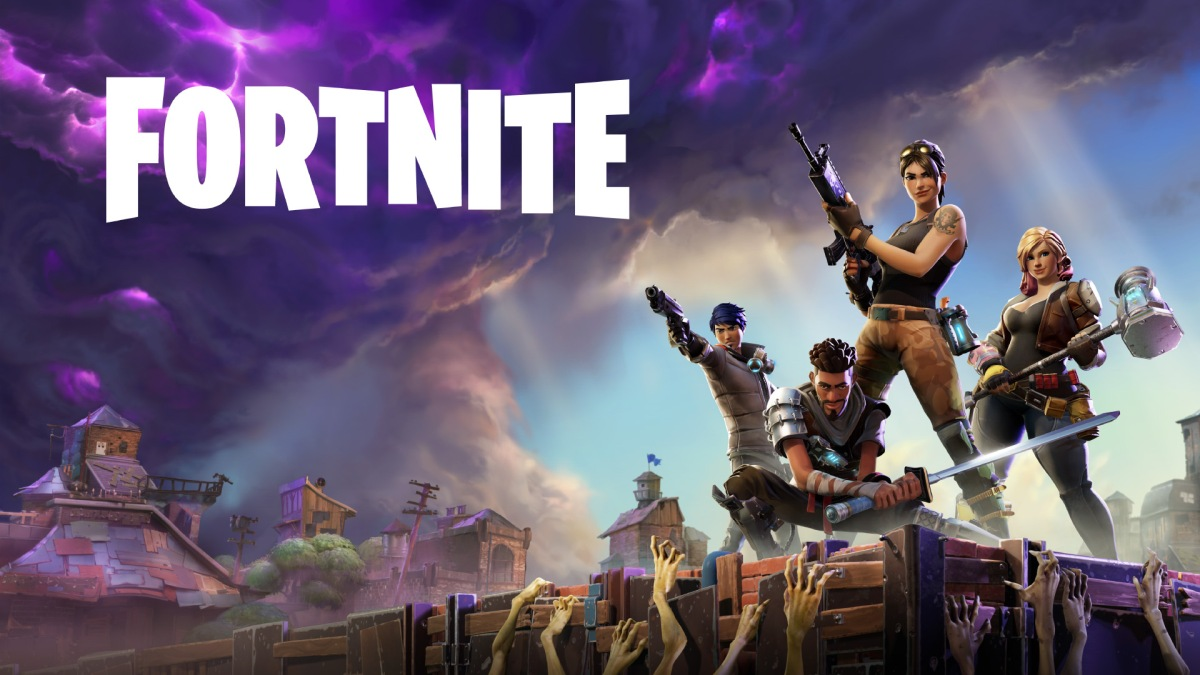 FORTNITE D'EPIC GAMES ARRIVE SUR XBOX ONE