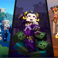 Les personnages de Magic: the Gathering envahissent l'univers de Minecraft