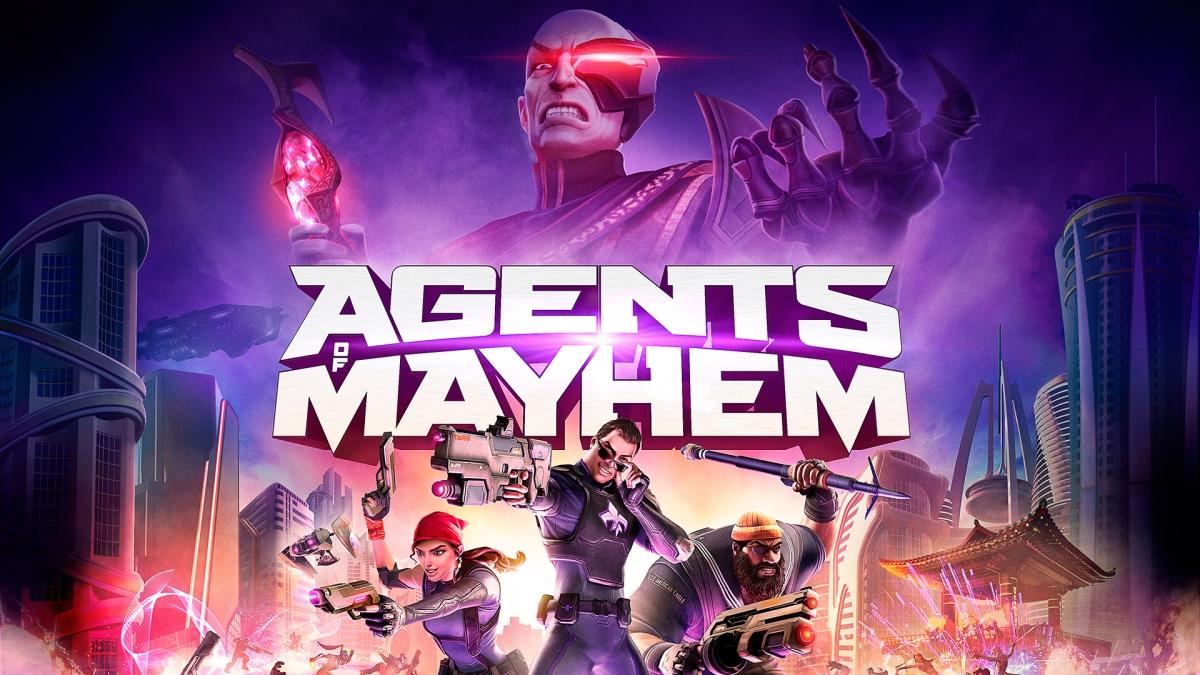 TEST Agents of MAYHEM : Un casting en or pour un shooter nerveux !