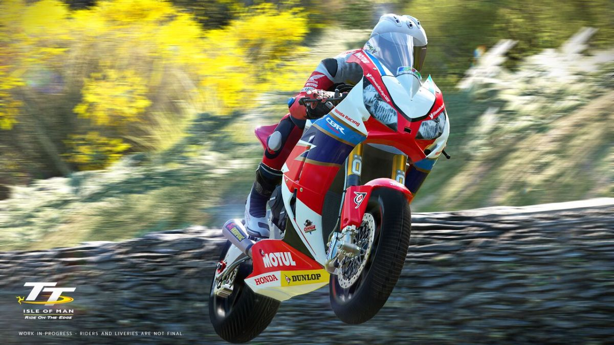 TT ISLE OF MAN sortira en mars 2018 sur Xbox One