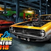 Car Mechanic Simulator 2018 programmé sur XboxOne