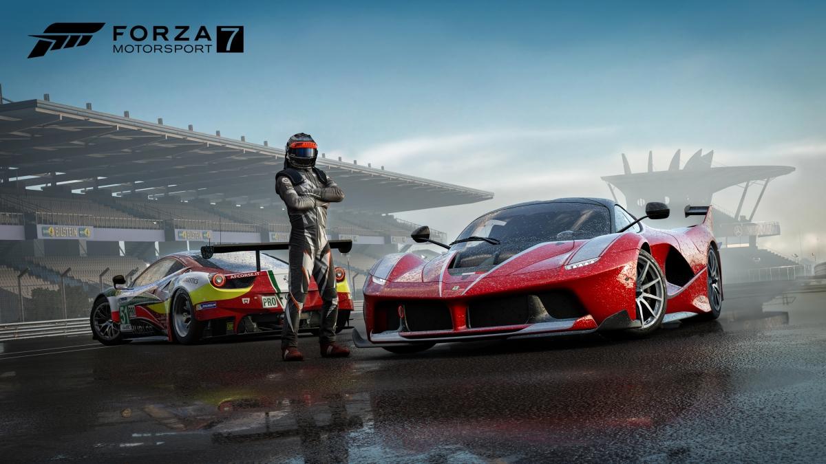 Une touche de Gears Of War dans Forza 7