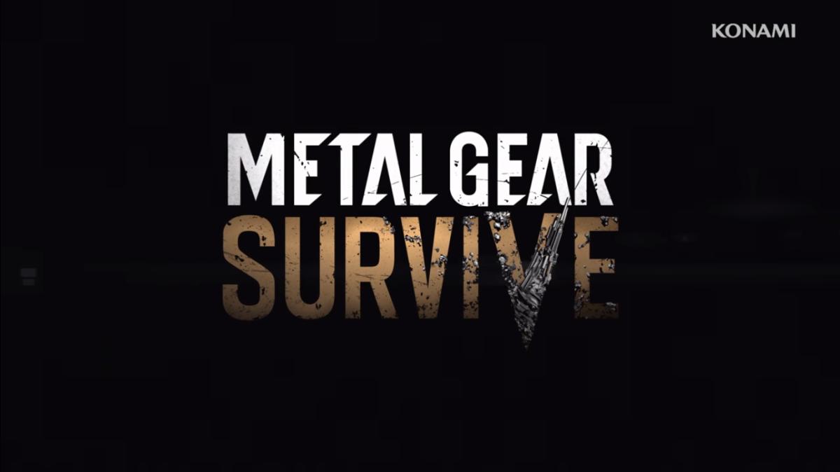 Metal Gear Survive : La beta datée et le mode solo dévoilé en vidéo sur Xbox One