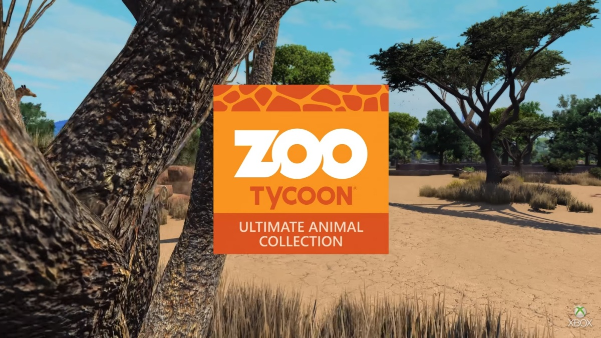 Test : Zoo Tycoon (Ultimate animal collection)