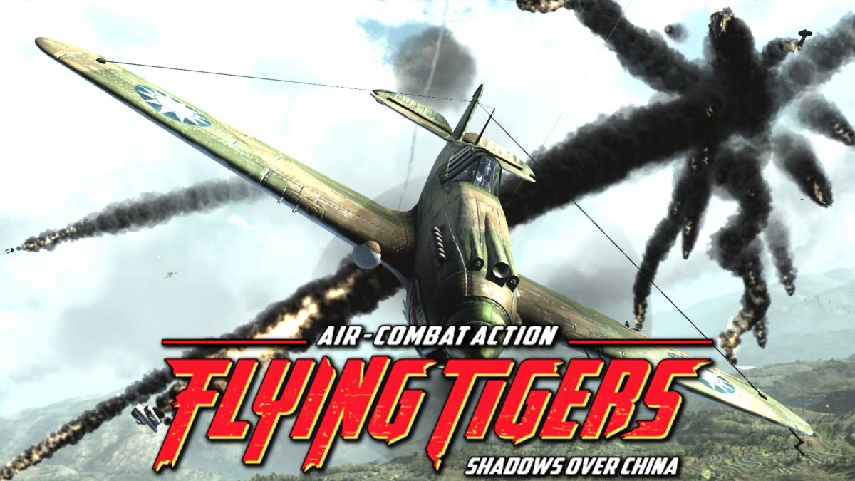 Concours : Flying Tigers : Shadows Over China